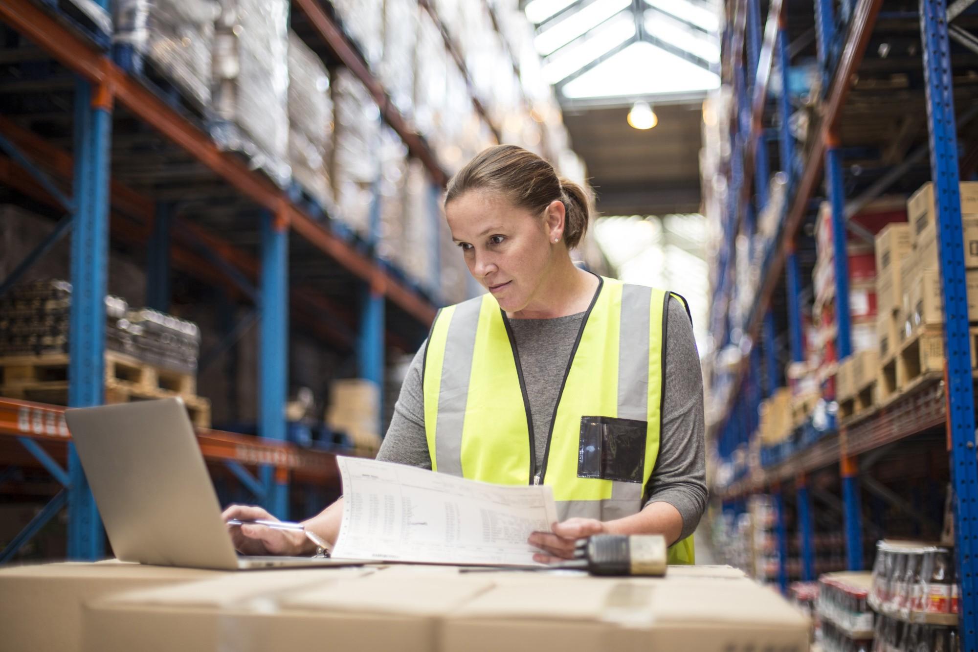 Como fazer a gestão eficiente de armazém na era digital